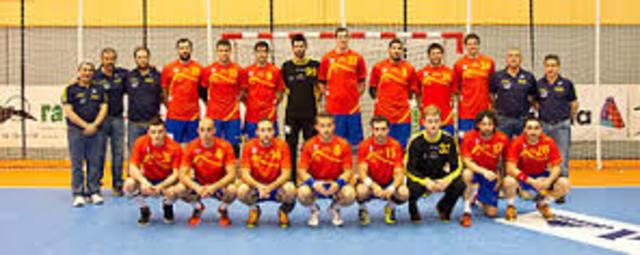 Primer paricipación del Handball como deporte olímpico en categoría masculina, Munich ´72