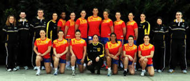 Primer participación del handball como deporte olímpico femenino, Montreal ´76.