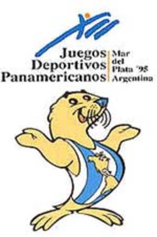 Medalla de Bronce Juegos Panamericanos Mar del Plata ´95