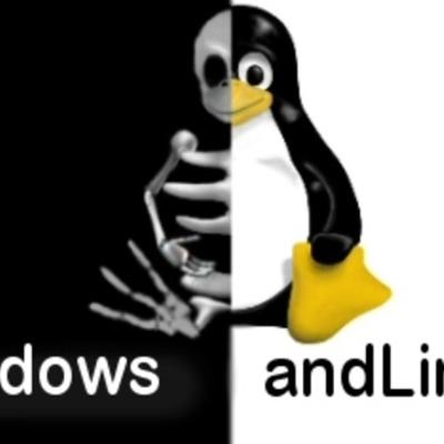 Linea de tiempo Linux-Windows  timeline