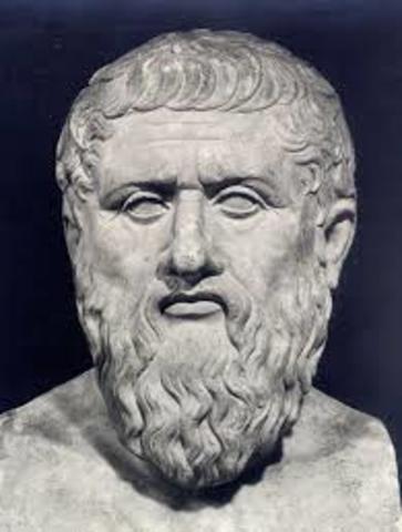 PLATON ( 427-347 a. C.)