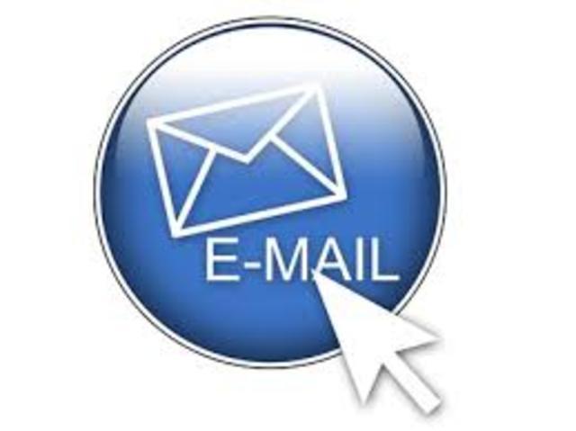 Se envía el Primer email