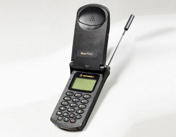 (1996) Motorola Startac