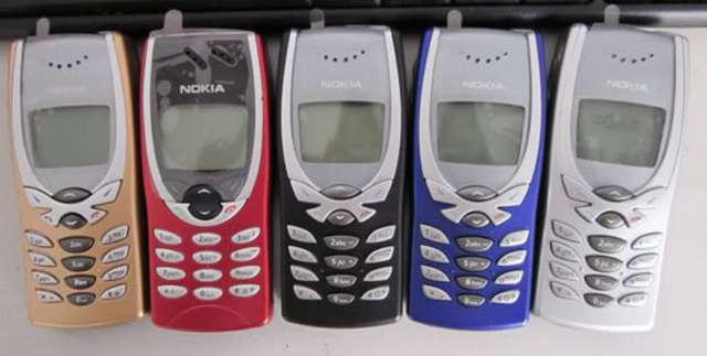 (2001) Nokia 8250