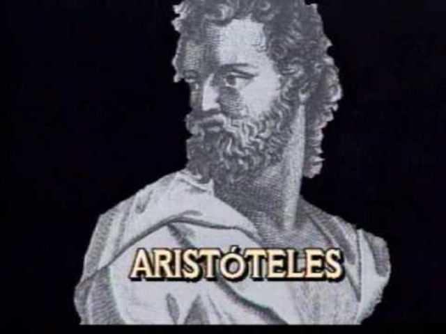 ARITÓTELES (384 A.C)