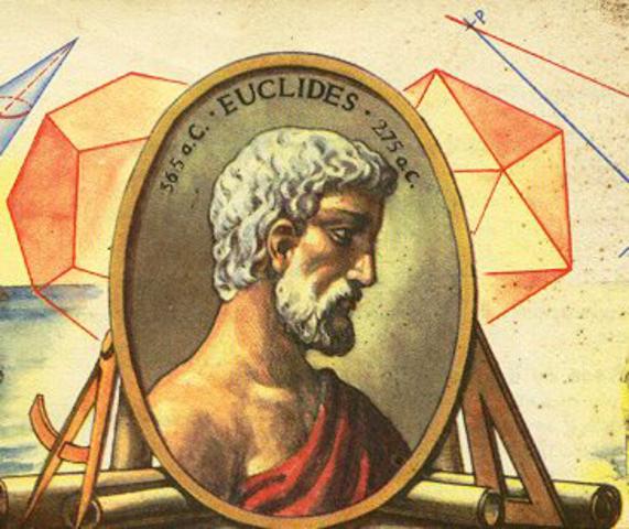 EUCLIDES (300 D.C)