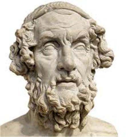 Antres de nuestra se recogen creencias de la Iliada y la Odisea