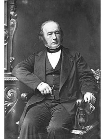 HOMEOSTASIS. CLAUDE BERNARD (1813 - 1878)