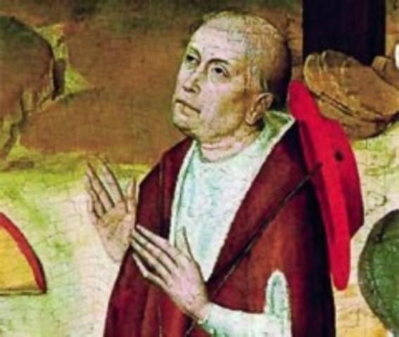NICOLAS DE CUSA (1401 - 1464)