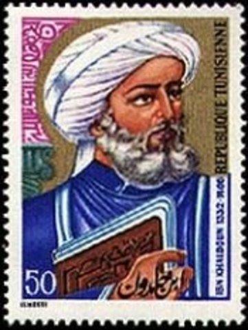 IBN JALDÚN, también conocido como ABENJALDÚN (1332-1406)