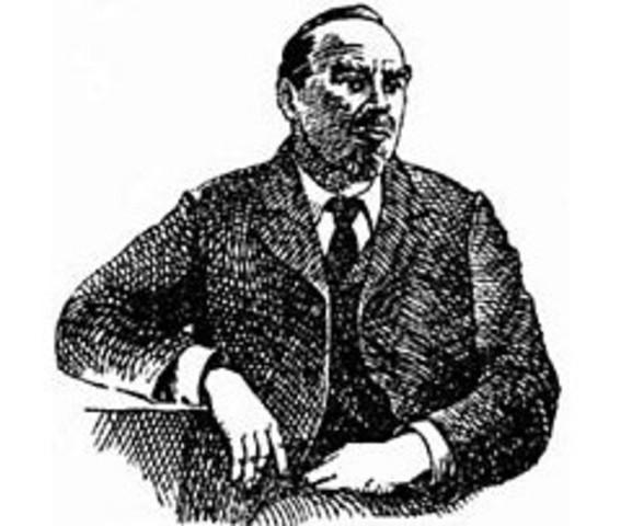 TEORÍA UNIVERSAL DE LA ORGANIZACIÓN. ALEXANDER BOGDANOV (1858-1928)