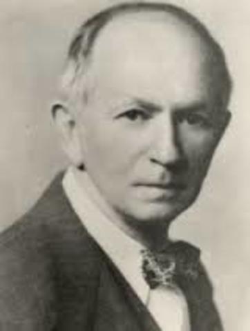 ALFRED LOTKA (1880-1949)