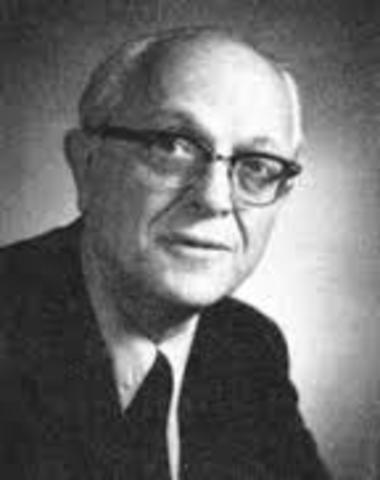 TEORÍA DE LAS REDES. ANATOLY RAPOPORT (1911-2007)