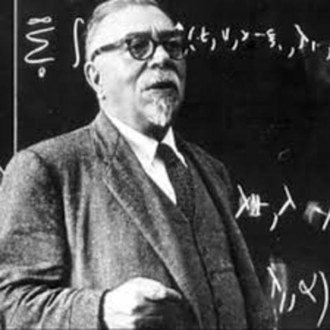 CIBERNETICA. NORBERT WIENER (1894-1964)