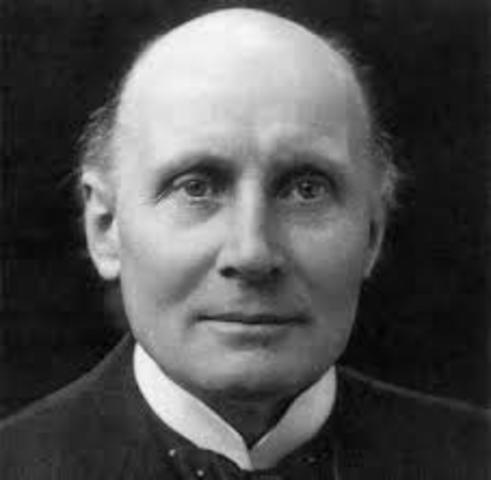 ALFRED NORTH WHITEHEAD  (1861-1947)