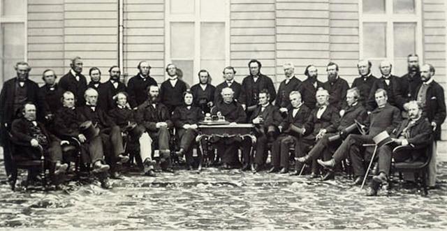 Quebec Confederation-Politics and Law