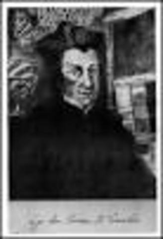 Siglo XVII : Francesco Maria de Grimaldi