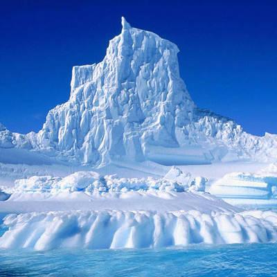 Antarctica History timeline