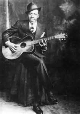 Blues Music History - Timeline | Timetoast timelines
