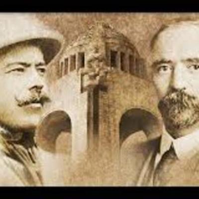 Planes y Tratados de México 1910-1920 timeline