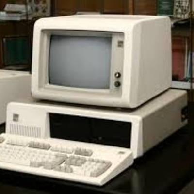 Historia de computacion timeline