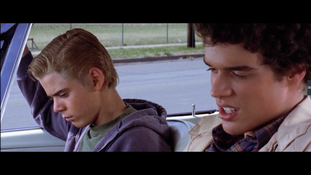 Randy communicated with Ponyboy