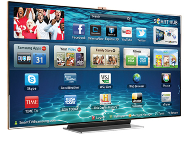 Llegada de Smart TV