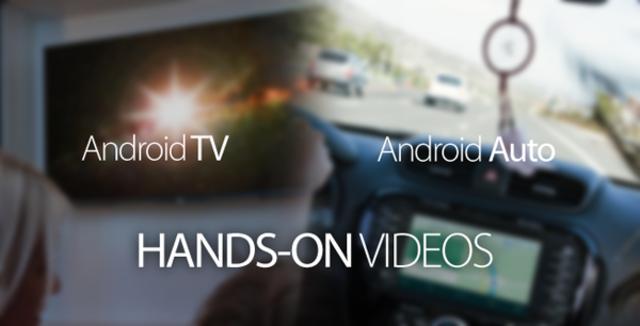 Anuncio de la evolución de la marca Android