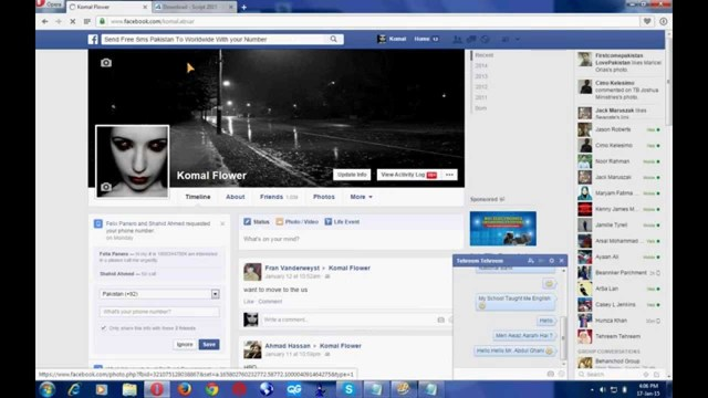 El 20% de la población mundial cuenta con Facebook