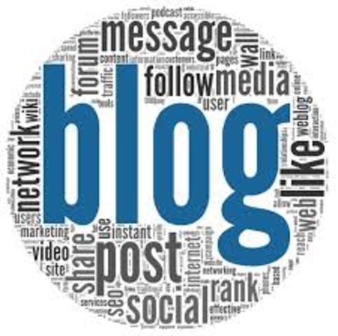 El Blog adquiere importancia