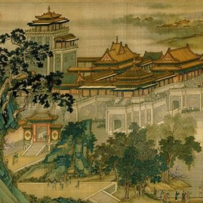 History of China (Angie) timeline