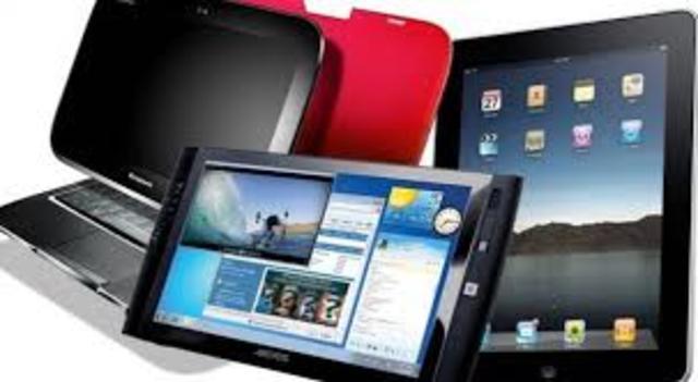 2010, el año de la tablet