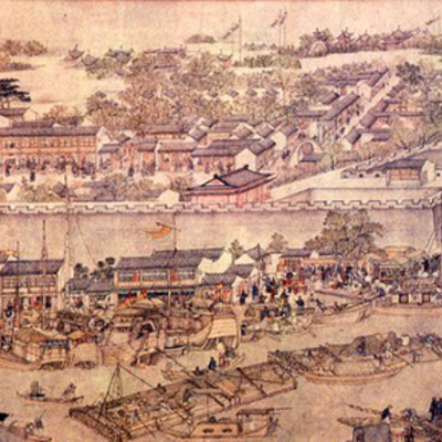 History of China (Nin) timeline