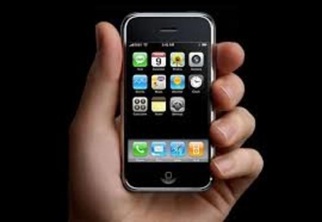 Anuncian del Iphone y de iOS