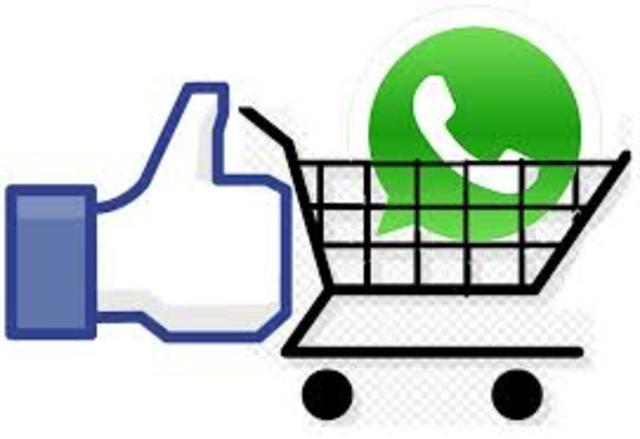 WhatsApp es comprada por Facebook