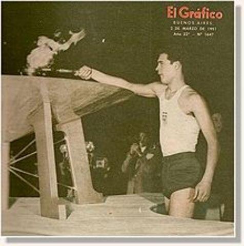 Buenos Aires, primera sede de Juegos Panamericanos