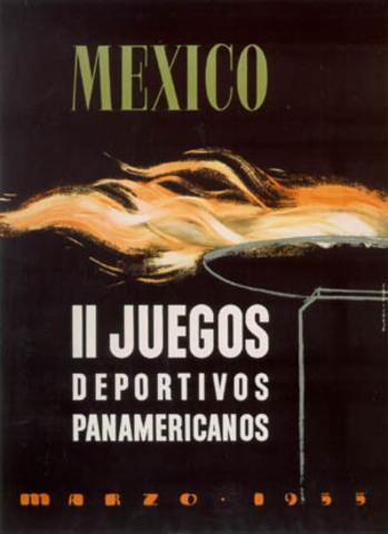 II Juegos Panamericanos