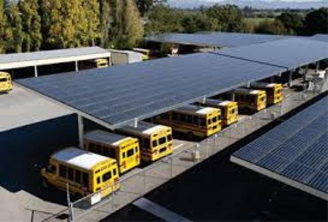 Hemet Unified Begins Solar Panels Project