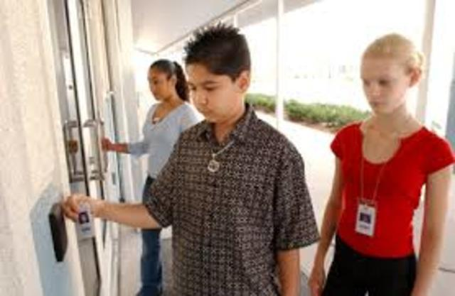 Keyless Entry To All Classrooms