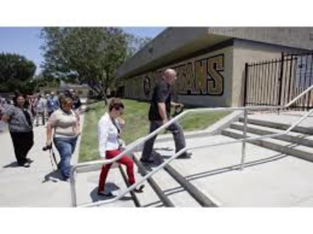 Hemet Unified Aspair Community Day School Opens (Blended Learning)