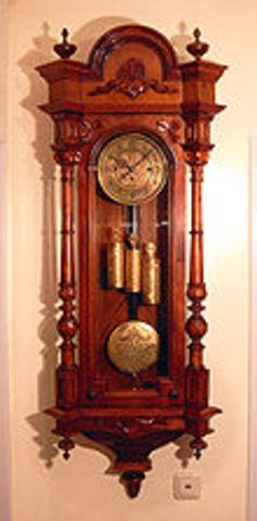 El reloj de Pendulo
