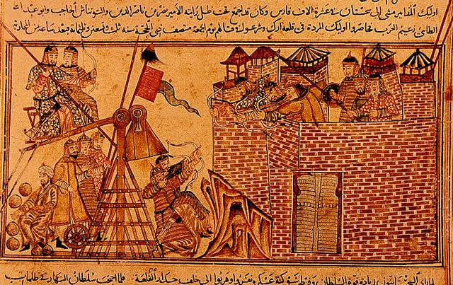 Genghis Khan Attacks Khwarezmia Empire