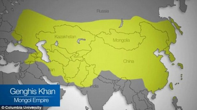 Mongol Invasion of Eastern Europe and Central Asia