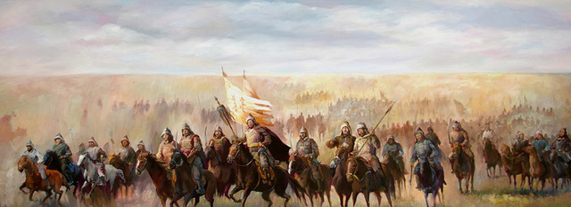 Genghis Khan's Final Campaign