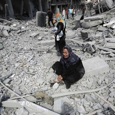 Se cumple un año de la guerra en la Franja de Gaza timeline