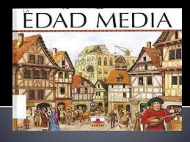 865 - 925 EDAD MEDIA  MEDIEVAL Y RENACENTISTA