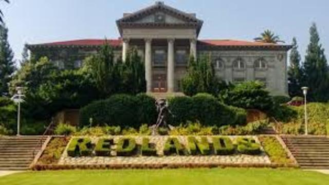 Enrolled in University of Redlands.  Majored in Geology and Physical Education