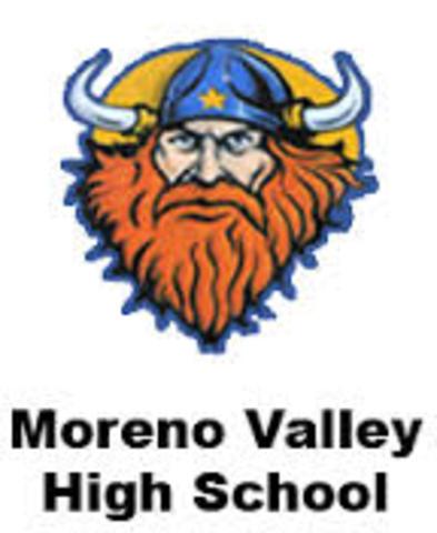 science teacher at Moreno Valley High School