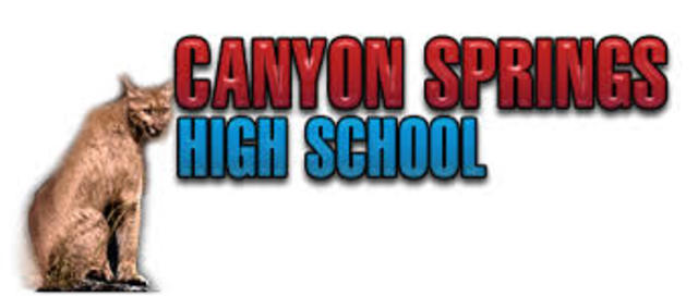 Dean of Students at Canyon Springs high School