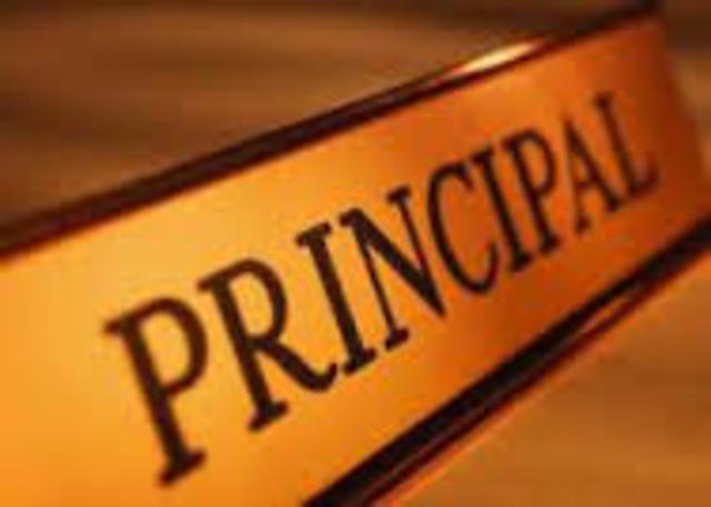 Promoted to Principal at Canyon Springs High School